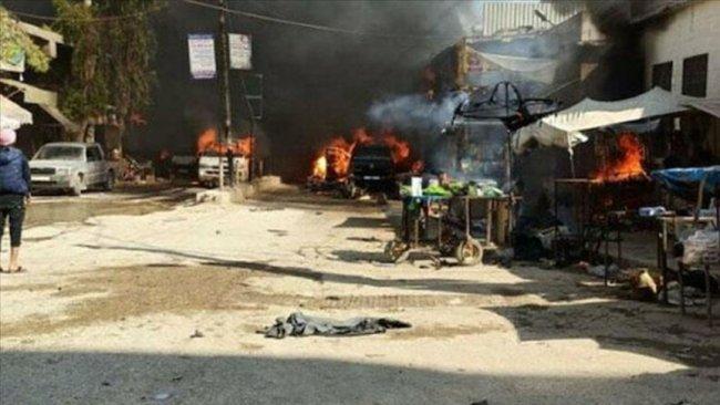 Efrin'deki saldırıya ilişkin yeni gelişme