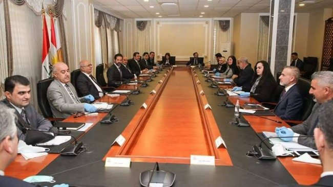 Kürdistan Bölgesi heyeti Bağdat temaslarına başlıyor