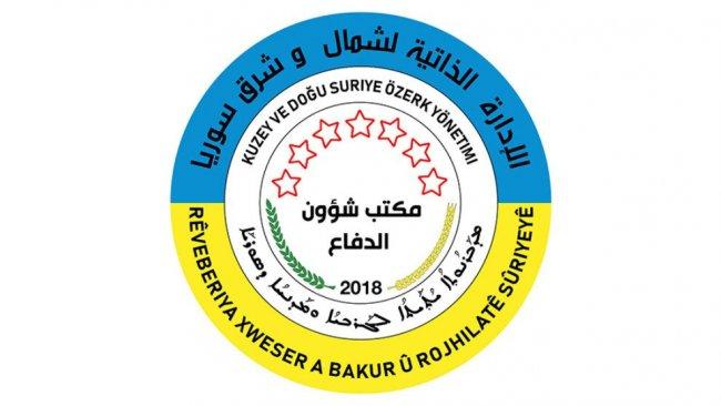 Rojava Özerk Yönetimi'nden 'Efrin' açıklaması