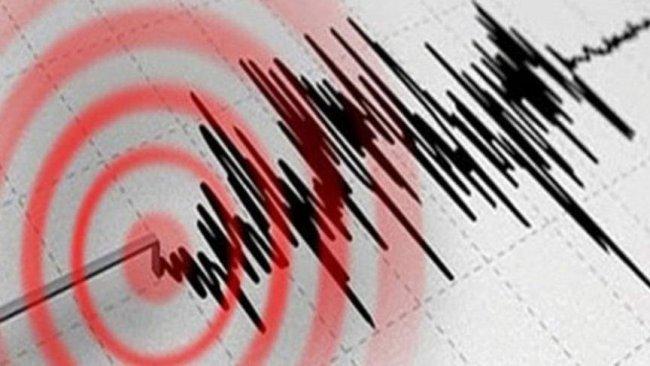 Süleymaniye'de 4.8 şiddetinde deprem