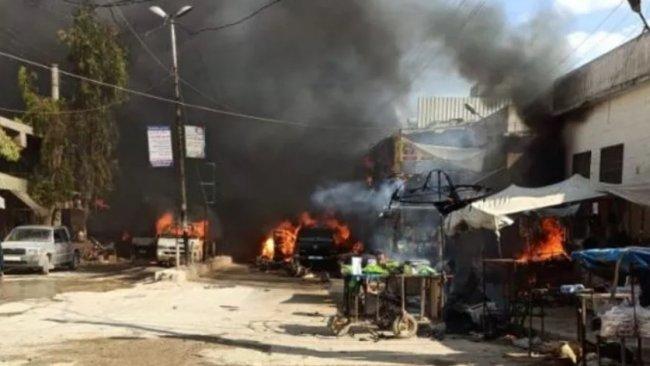 Almanya Efrin'deki saldırıyı kınadı