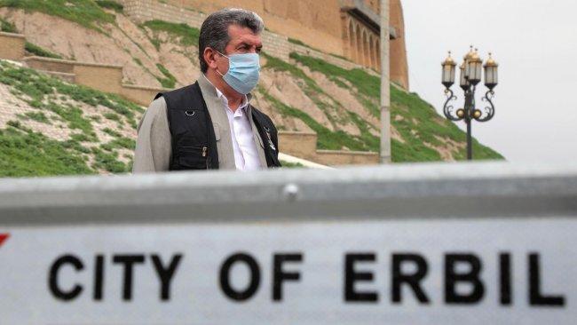 Erbil'de 8 kişide daha koronavirüs tespit edildi