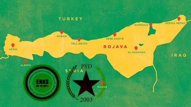 ABD, Rojava'da Kürt saflarını birleştirmeye çalışıyor