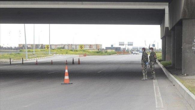 Kürdistan'da sokağa çıkma yasağı 10 Mayıs'a kadar uzatıldı