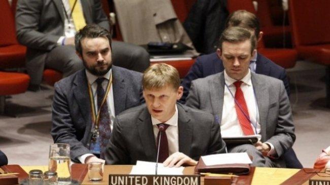 İngiltere'den Suriye çağrısı