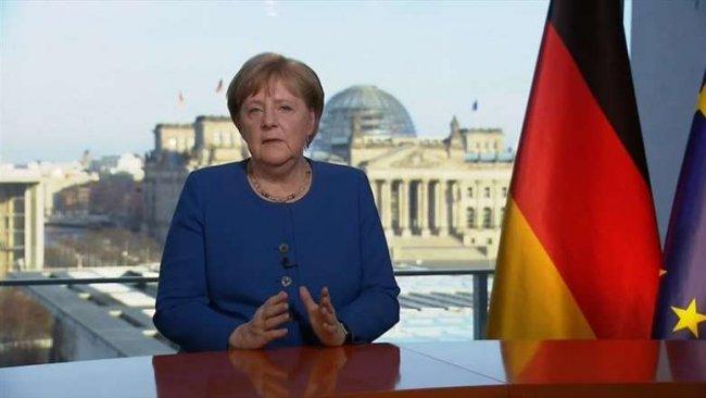 Merkel: Aşı için 8 milyar euroya ihtiyacımız var