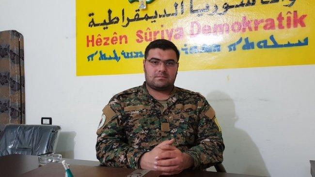 DSG: Haseke Cezaevi'nde durum kontrol altına alındı