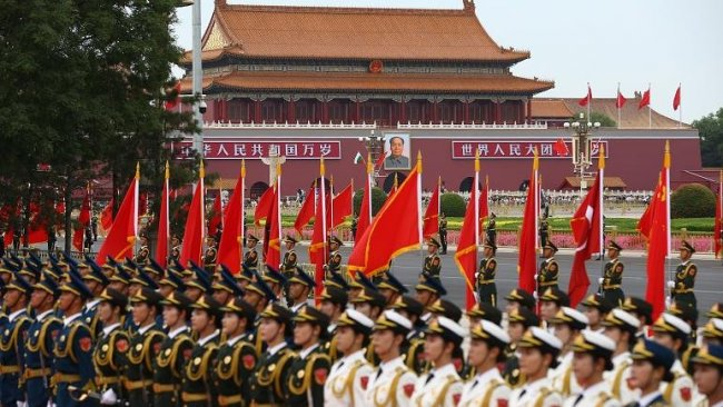 Çin'de hazırlanan rapor: 'Savaş dahil en kötü senaryolara hazırlık yapılmalı'