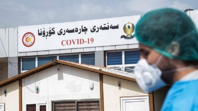 Başkent Erbil'de yeni bir vaka tespit edildi