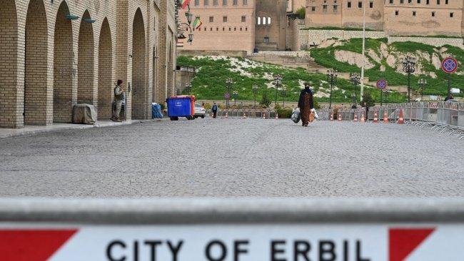 Erbil'de 5 koronavirüs hastası daha iyileşti