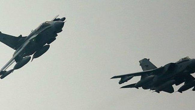 İngiliz savaş uçakları IŞİD hedeflerini vurdu