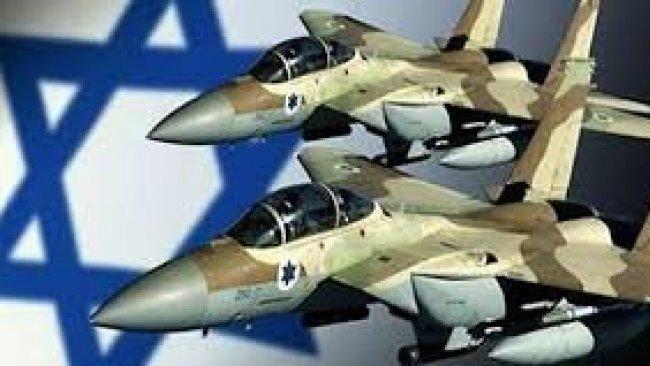 İsrail, Halep'teki Rejim hedeflerini vurdu!