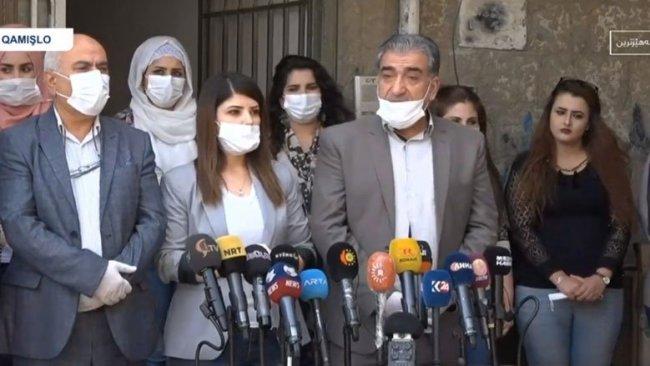 Rojava: Sadece Kürdistan Bölgesi yardım etti