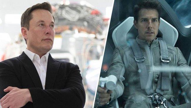 Tom Cruise Elon Musk ve NASA'yla uzayda film çekme hazırlığında