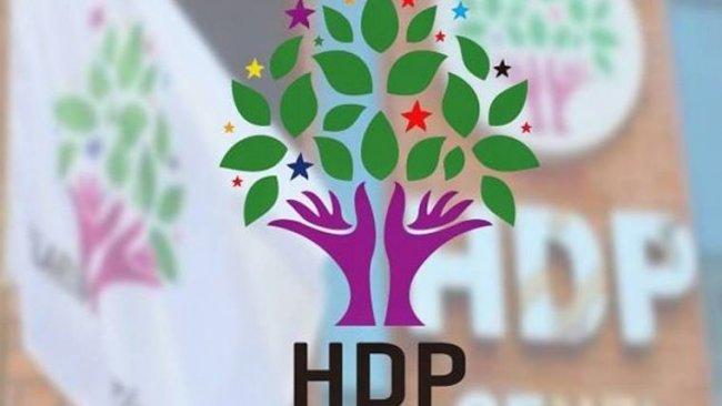 HDP: 'Türk ve Kürt halklarının kardeşliği' haykırışları unutulmadı