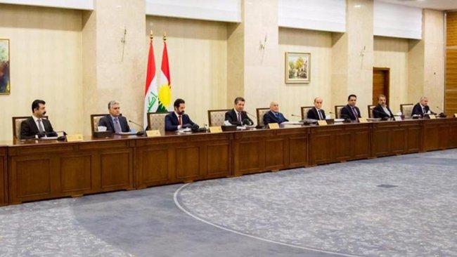 Kürdistan Hükümeti'nden önemli kararlar