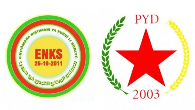 PYD ile ENKS siyasi konularda anlaştı!