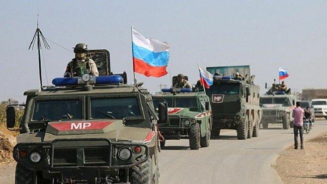 Rusya'dan Kamışlo'ya büyük sevkiyat