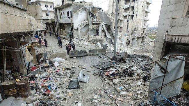 BM'den Suriye'deki saldırılara ilişkin açıklama