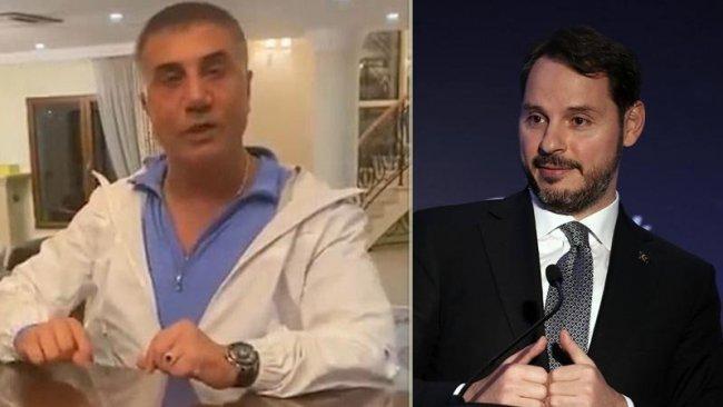 Sedat Peker: Berat Albayrak beni yok etmeye çalışıyor!