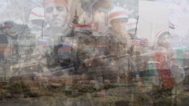 Suriye'de küresel ve bölgesel aktörlerin güç mücadelesi