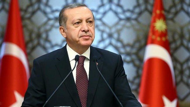 Erdoğan'dan Irak Başbakanı Kazımi'yi tebrik mesajı