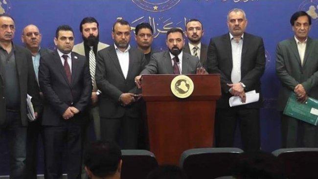 Şii Fetih Koalisyonu'ndan ABD'ye: Irak'a yardım edin