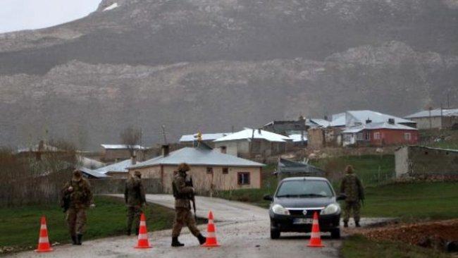 Van'da taziye çadırı kurulan mahallede vaka sayısı 75'e yükseldi