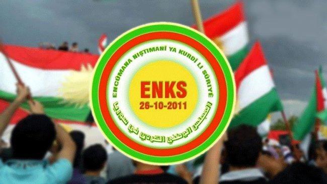 ENKS: Rejim Kürt sorununa yaklaşmıyor