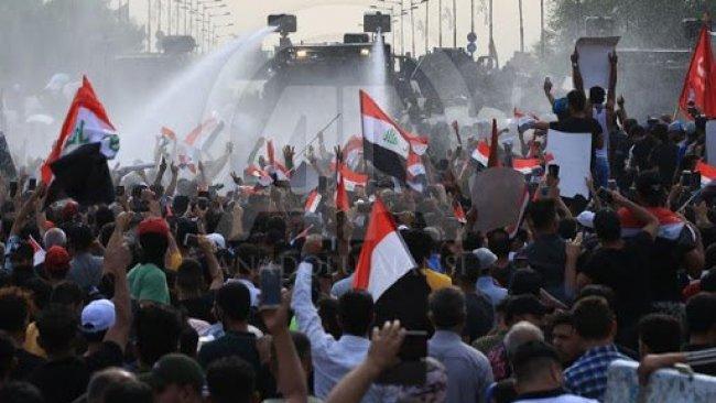 Irak'ta tutuklu tüm göstericiler serbest bırakılacak