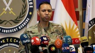 'Koalisyonun amacı Peşmerge ve Irak güçlerine destek vermek'