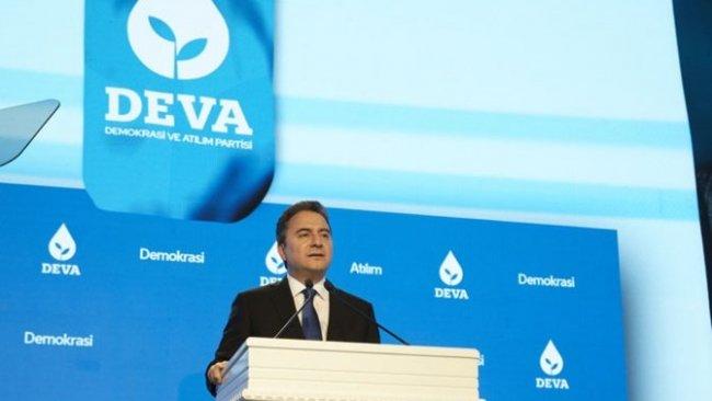 'Erken seçim' iddiaları sonrası DEVA Partisi harekete geçti