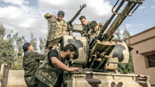 Hafter güçleri Trablus'a girme hazırlıkları yapıyor
