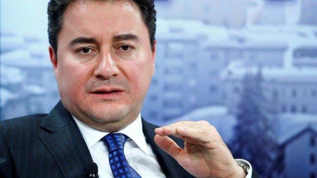 Ali Babacan: Bu sistem 2023'e kadar da dayanmaz