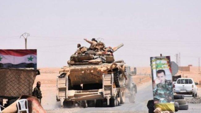 İran, Suriye'deki milislerini taktiksel olarak geri çekiyor