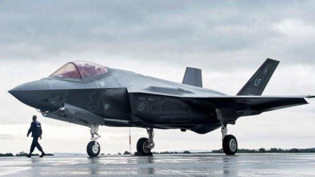 ABD'deki F-35 raporunda 'Türkiye' detayı