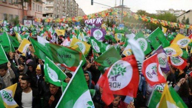 'HDP'nin gövdesi Kürt'tür, dalları Türkiye'nin bütün halklarından oluşur'