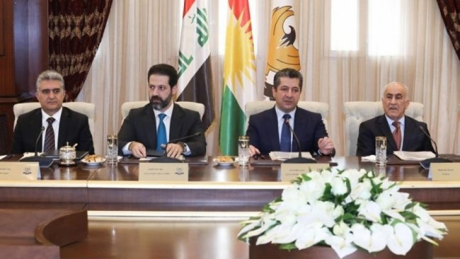 Kürdistan Bakanlar Kurulu toplantısının sonucu açıklandı