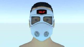 Van'da koronavirüse karşı akıllı maske tasarladılar