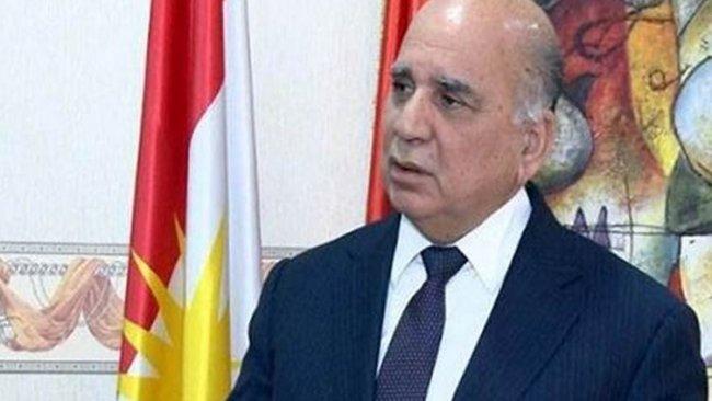 KDP: Irak Dışişleri Bakanlığı için tek adayımız Fuad Hüseyin