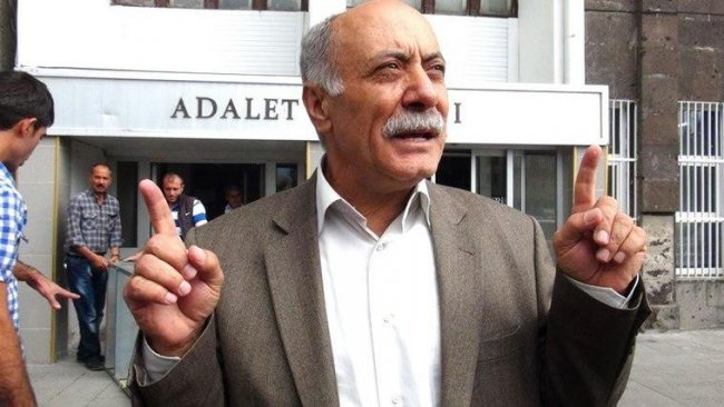Kürt siyasetçi Mahmut Alınak'ın tahliyesine itiraz