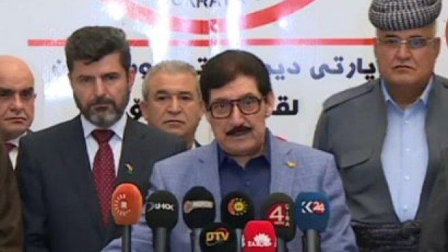 Mirani: 'PKK'nin mücadele alanı Kürdistan Bölgesi değil'