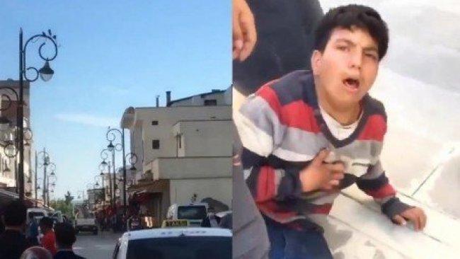 Zabıtaların darp ettiği kağıt toplayıcısı çocuk yaşadığı şiddeti anlattı