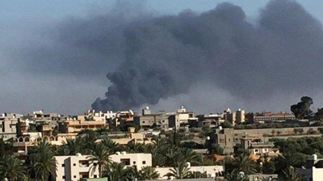 Almanya, Fransa ve İtalya'dan 'Libya' çağrısı