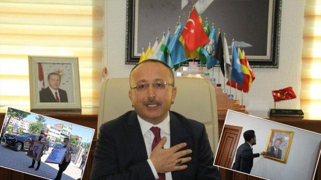 Siirt'te kayyum olarak atanan Vali Ali Fuat Atik'in ilk icraatı...