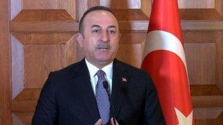 Çavuşoğlu'dan PYD-ENKS müzakerelerine ilişkin açıklama