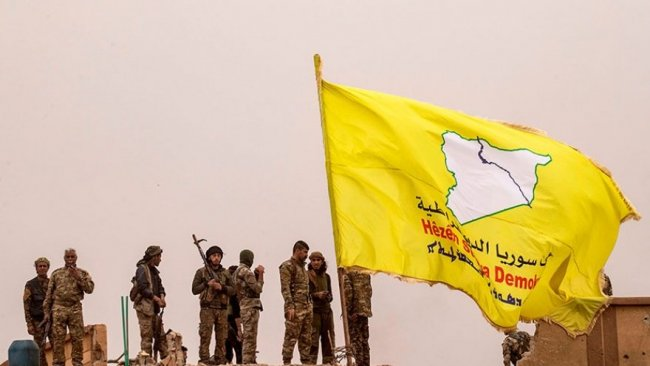 CENTCOM: 'Rusya ve Suriye rejimi, DSG'ye baskı yapıyor'