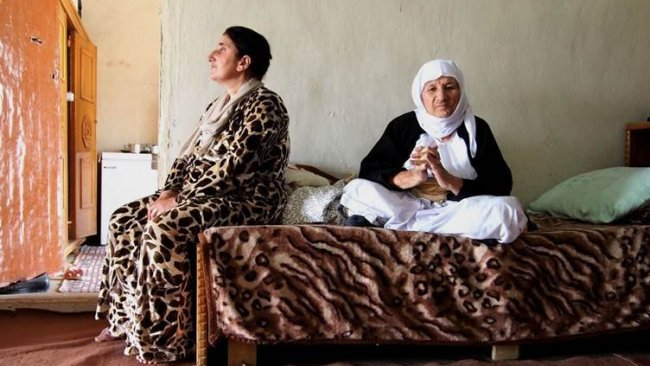 Ezidi kadınların fotoğrafına Photojournalism Ödülü