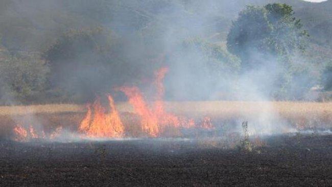 BM'den Kürtlere ait ekinlerin yakılmasına ilişkin açıklama