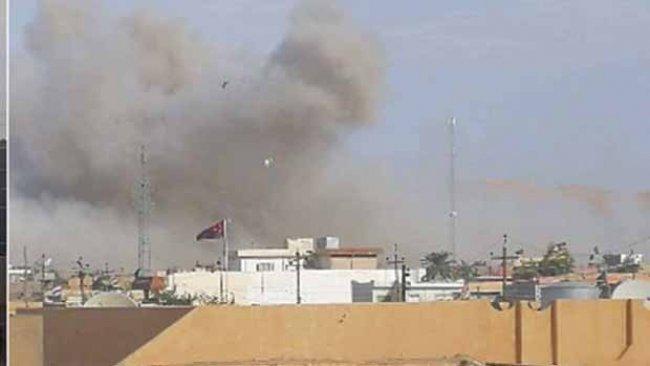 Haşdi Şabi Türkmen taburunda patlama: 2 ölü, 3 yaralı